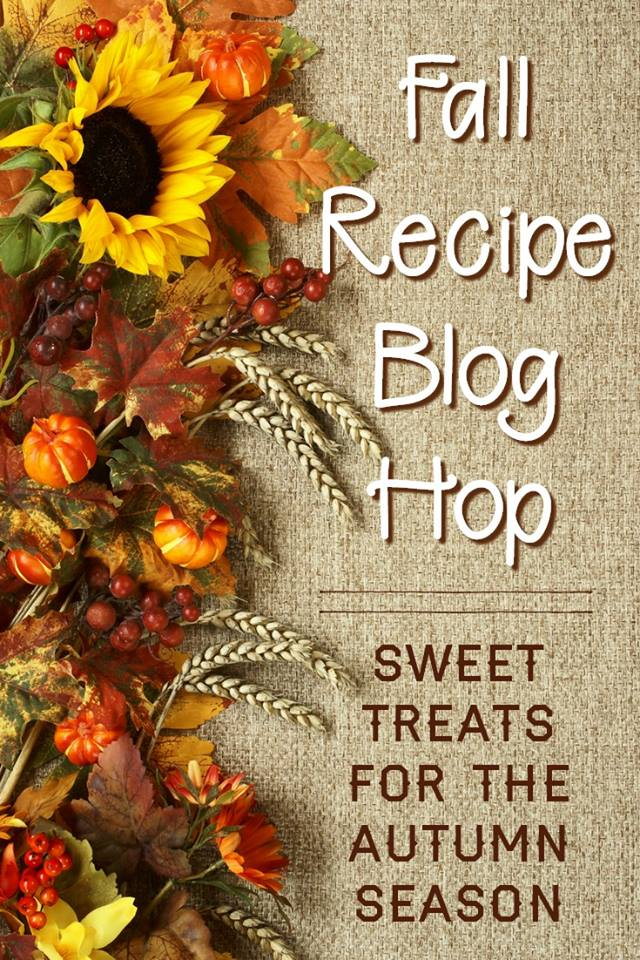 Fall Recipe Blog Hop