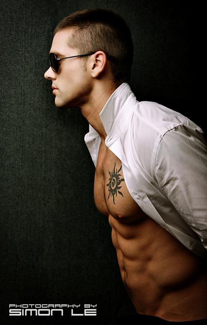Jason Beam • Male Model