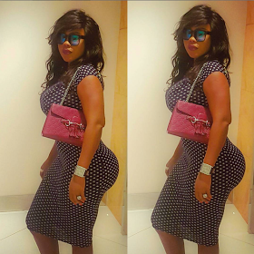 Daniella Okeke put her hot bod on display