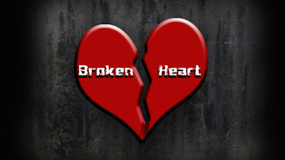 Broken Heart Dp Photo Whatsapp