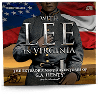Audio adventure about Robert E. Lee and the Civil War
