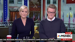 Joe Scarborough Says He Was Told Trump Has Early-Stage Dementia, Calls on Cabinet to Remove Him