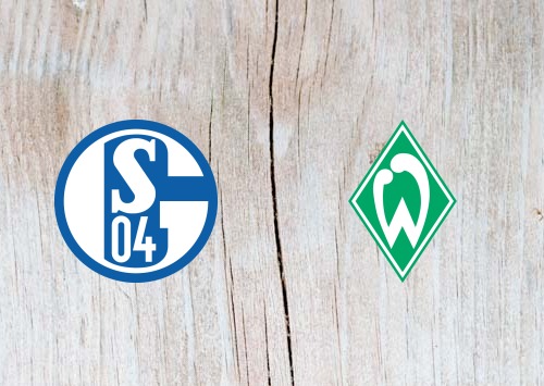 Schalke 04 vs Werder Bremen - Highlights 20 October 2018