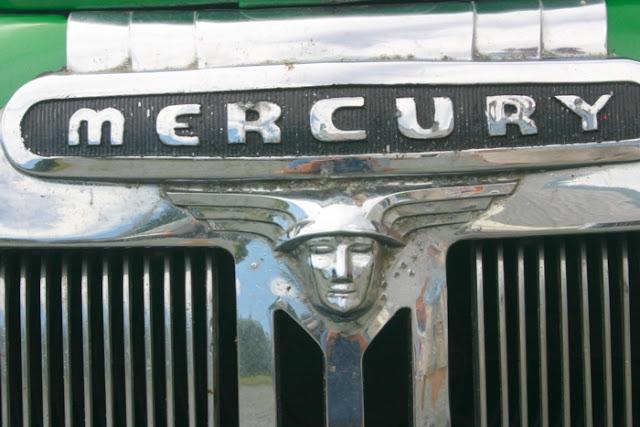 1946 Mercury & Eric Clapton Green photo by Minaz Jantz  & car restorer & builder Larry Rouchert!