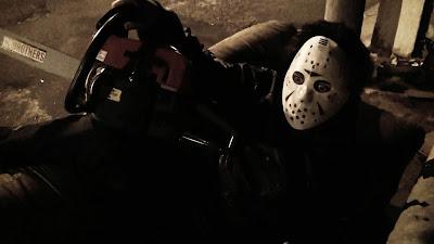 Massacre da serra elétrica  com Jason