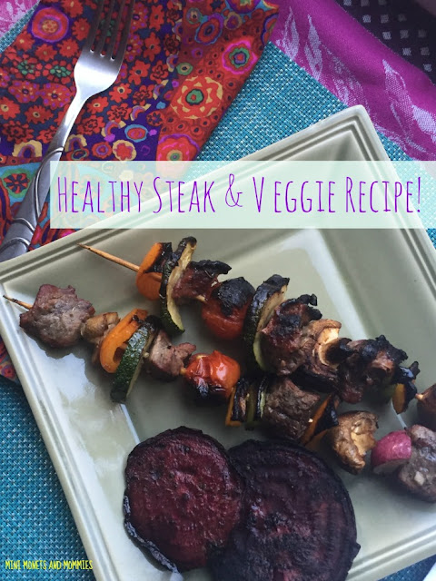 Steak Veggies