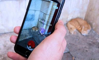 Pria Ini Berhenti Kerja, Agar Fokus Main Pokemon Go