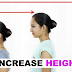 SHE IS 25, IN JUST 4 MONTHS HER HEIGHT INCREASED BY 2 INCH. HERE'S THE SECRET