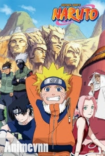Naruto OVA -  2002 Poster