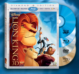 Trying To Stay Calm The Lion King Diamond Edition Review