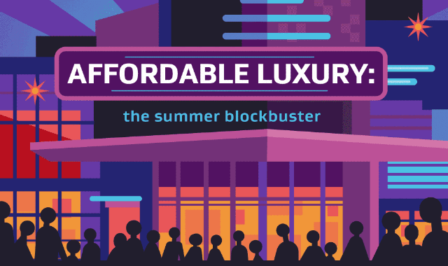 Summer Blockbuster: Affordable Luxury