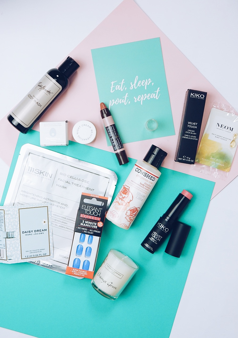 Building Your Own Beauty Box With Latest In Beauty