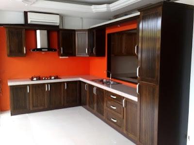 Tips menyusun kitchen set