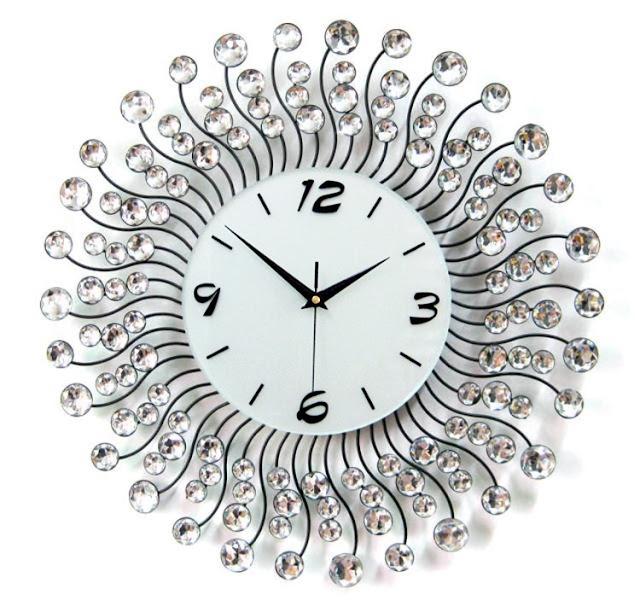 Đồng hồ trang trí Deco DHNL329