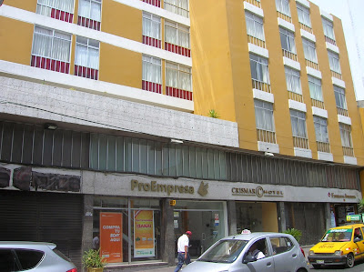 Hotel Crismar, Arequipa, Perú, La vuelta al mundo de Asun y Ricardo, round the world, mundoporlibre.com