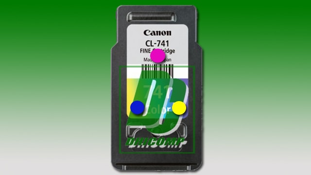 Canon CL-741 Color-Dhicomp