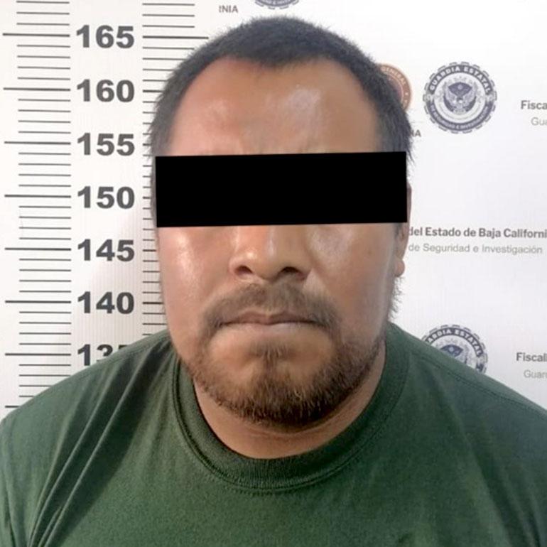 Pablo Elías, agresor sexual