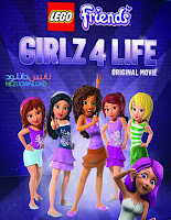LEGO Friends: Girlz 4 Life (2016) online y gratis