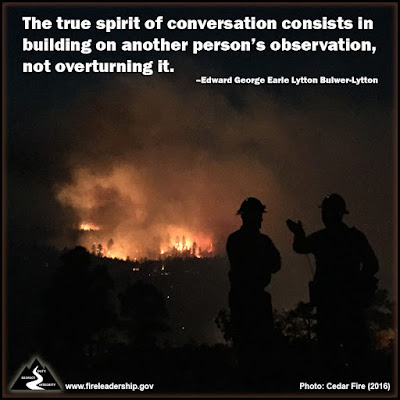 The true spirit of conversation consists in building on another person's observation, not overturning it. - Edward George Earle Lytton Bulwer-Lytton