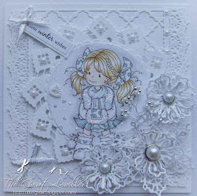 Used American Crafts Textured Cardstock