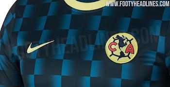 c2d09a1e7 Club América 19-20 Pre-Match Shirt Leaked
