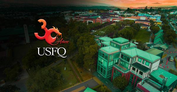 La USFQ está de fiesta: Celebramos Nuestras Bodas de Perla, 30 años innovando la educación superior en el país