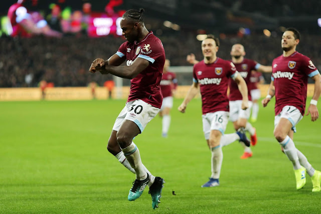 Michail Antonio west ham united