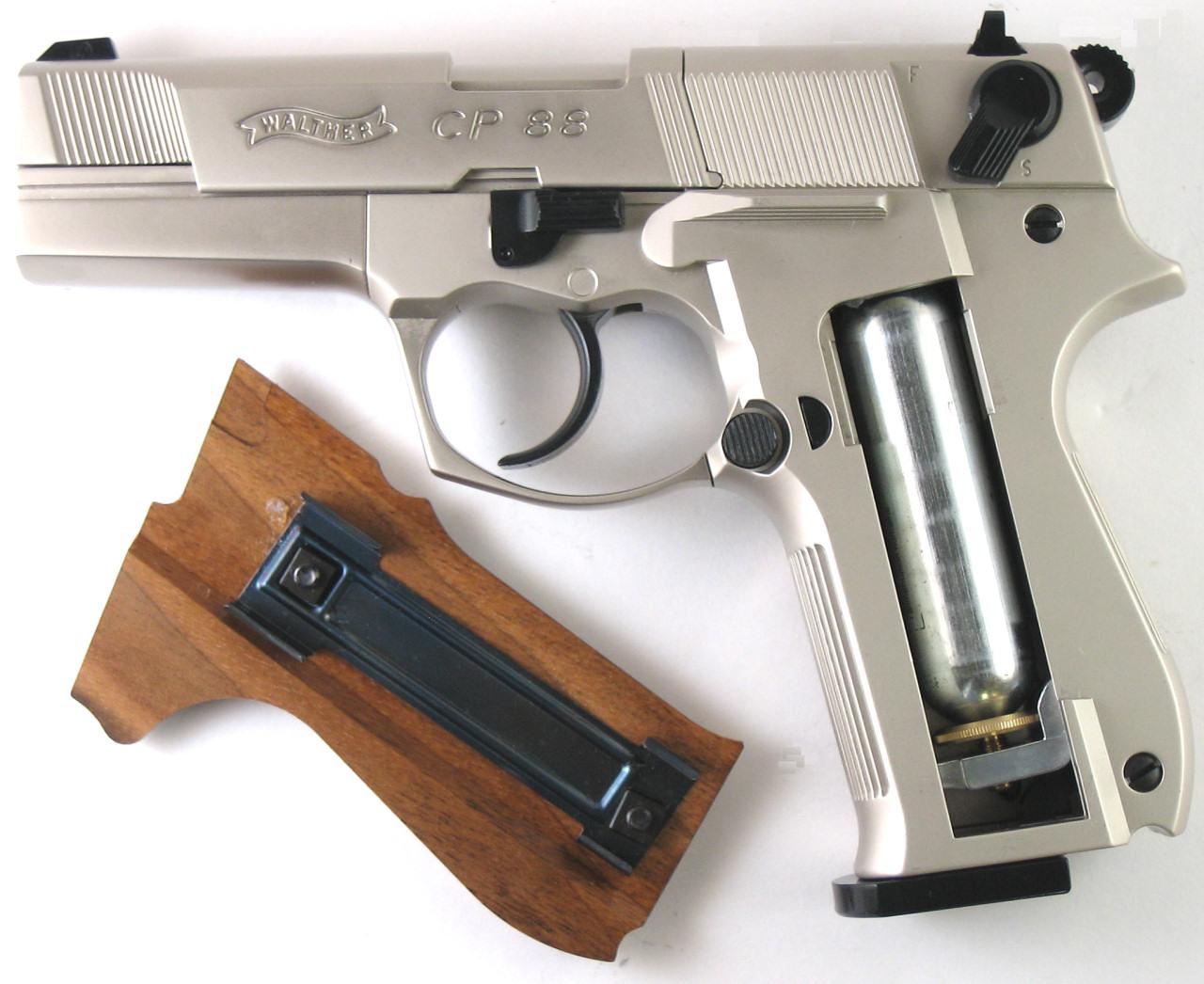 Modern Pentathlon at Olympics: Pistol and Ammo used in Olympic