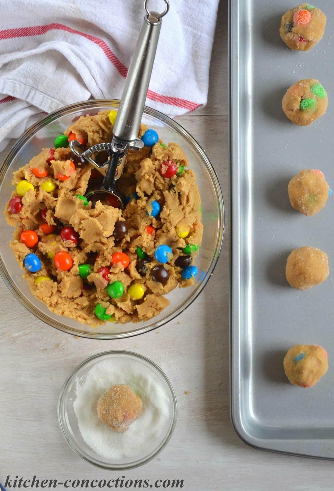 Peanut Butter M&M's® Cookies {Plus Four Tips for a Fun