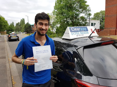 Driving test success for Rahul from Maidenhead!
