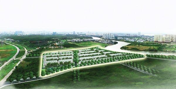Nhà đầu tư danh tiếng của dự án Nine South Estates