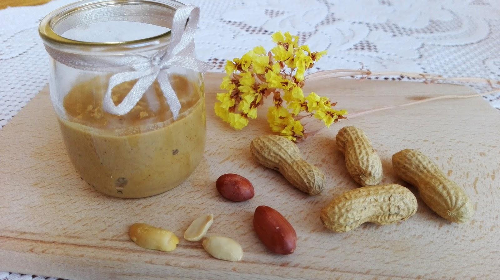 Kulinarnie: Domowe masło orzechowe
