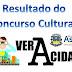 Assaí - Vencedores do Concurso Cultural VerACidade