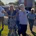 Villa Guadalupe: vecinos intranquilos por futura vía férrea hablaron con designada ministra