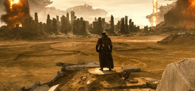 'Batman vs Superman': Dublê de Ben Affleck fala sobre uso de armas no filme