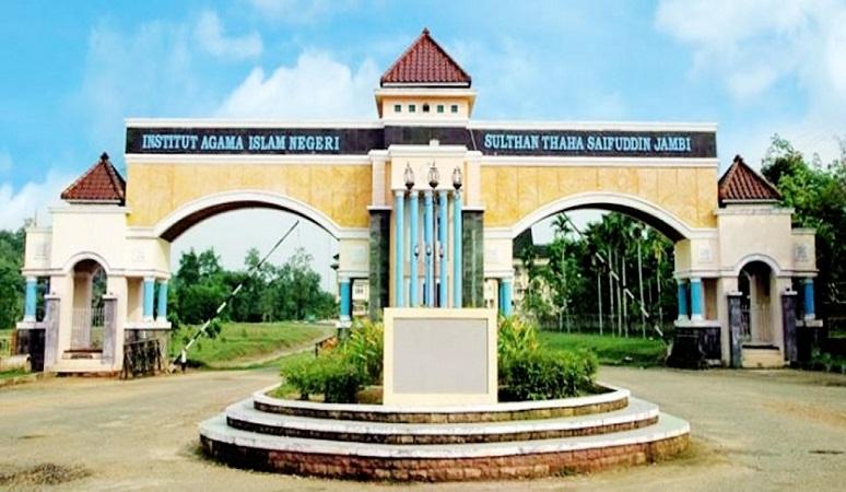 PENERIMAAN MAHASISWA BARU (IAIN STS JAMBI) 2018-2019 INSTITUT AGAMA ISLAM NEGERI SULTAN THAHA SAIFUDDIN JAMBI