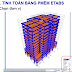 Tính toán bằng phần mềm etabs Nct
