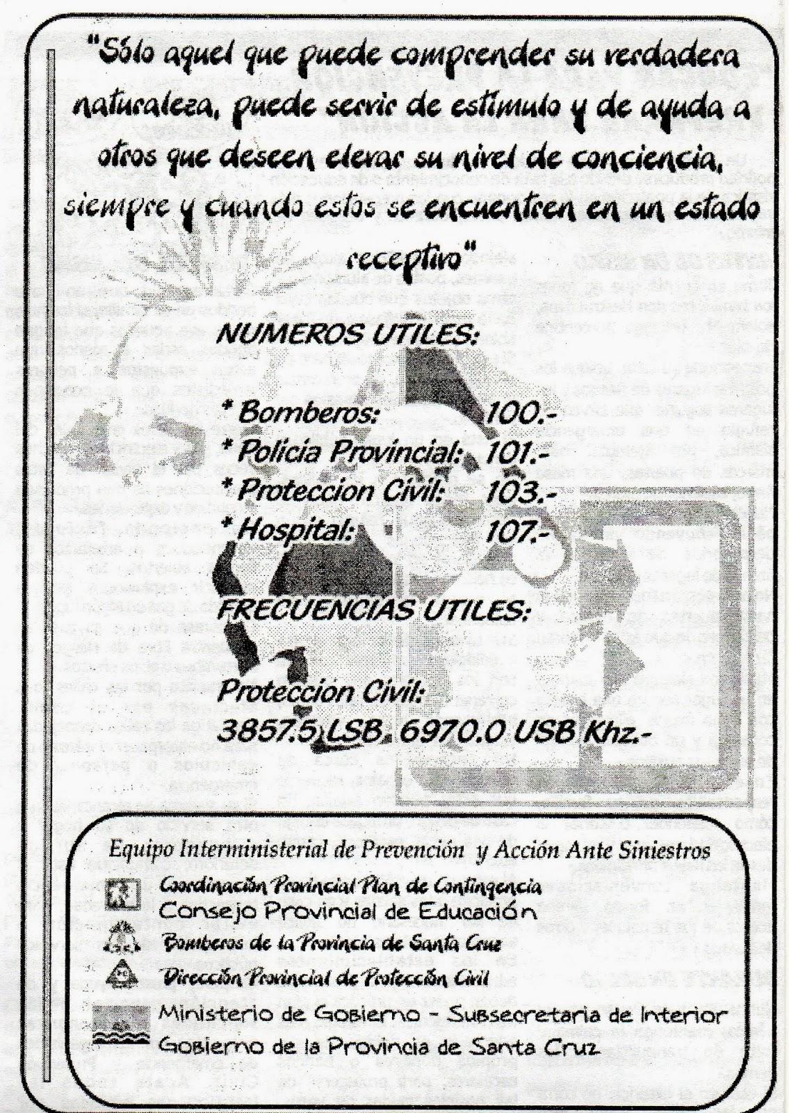Colegio Secundario Provincial Nº 37: Mini Manual de