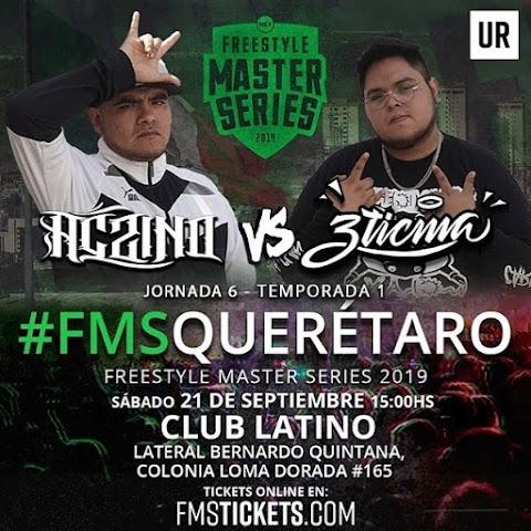 ¿Qué batallas veremos en la jornada 6 de FMS México 2019 en Querétaro?
