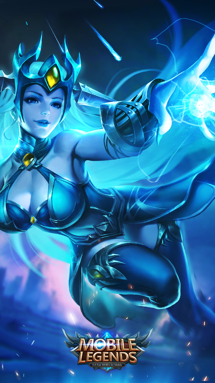 wallpaper mobile legend Eudora hd for android