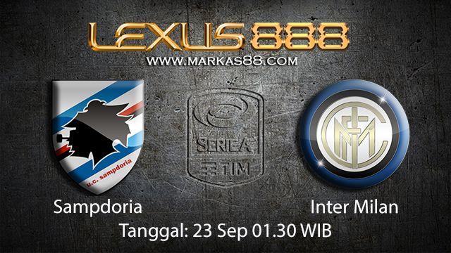 Prediksi Bola Jitu Sampdoria vs Inter Milan 23 September 2018 ( Italian Serie A )