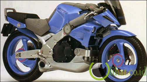 Yamaha Morpho1