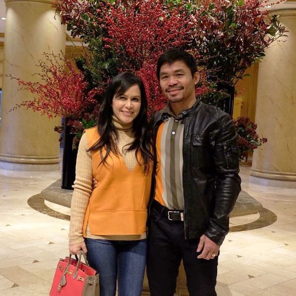 Manny Pacquiao's Sweet Message For His Wife Jinky Will Surely Melt Your Heart!