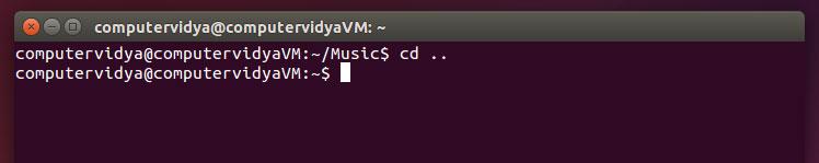cd Command in Linux / Unix in Hindi || लिनक्स के cd कमांड के Syntax और Example