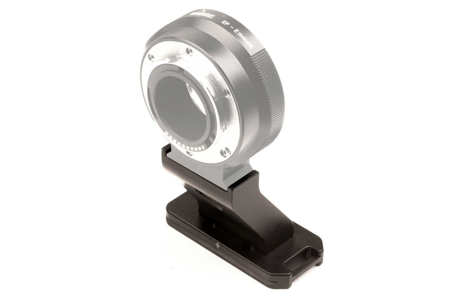 Hejnar Foot Assembly for Metabones Adapter rear view