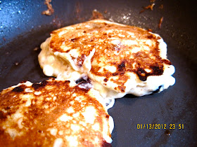 Kvell In The Kitchen Best Blueberry Pancakes