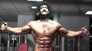 Ajay Devgan Body Ajay Devgan also