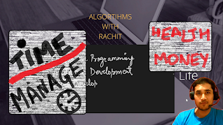 Learning Algorithms with Rachit Jain: Tips for How to
