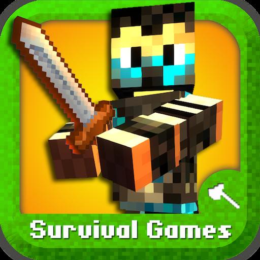 تحميل لعبه Survival Games v1.4.2 مهكره وجاهزه للاندرويد