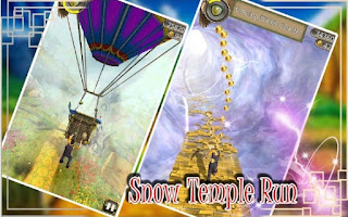 Game Snow Temple Run App